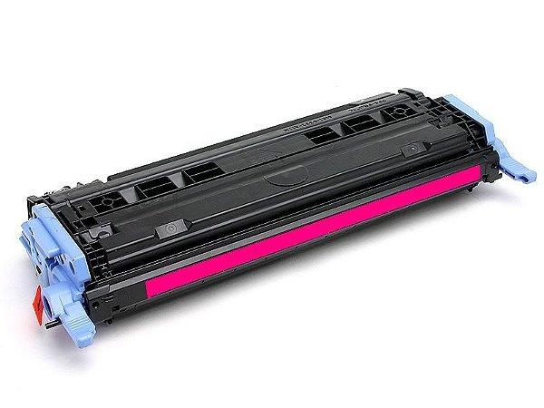 Toner Q6003A Q6003 Magenta HP 1600 2600n 2605 CM1015 CM1017 Compatível