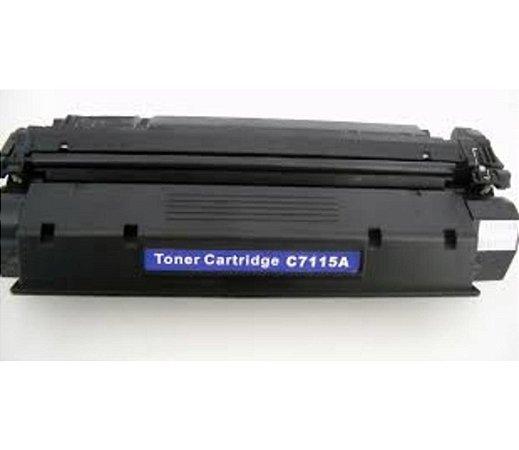 Toner C7115A C7115 7115 Compativel HP 1000 1200 3300
