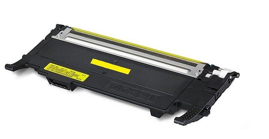 Toner Samsung Y407S Yellow CLT-Y407S CLP320 CLP325 CLP320N CLP325W CLX3185FN CLX-3185 Compatível AGS