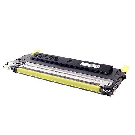 Toner Samsung Y409S Amarelo CLP315 CLP 315 CLP310 CLX3170 CLX3175 CLX 3175 CLT-Y409S XAA  AGS