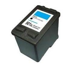 Cartucho HP 901XL 901 Preto CC654AL Compatível