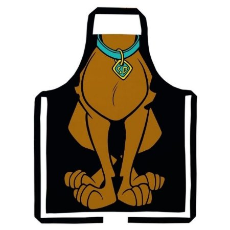 Avental de Algodão - Scooby Doo