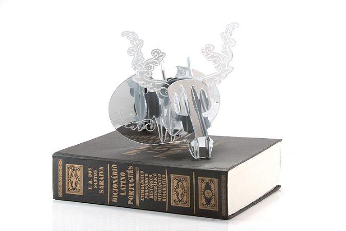 Mini Cabeza Alce - Espelho