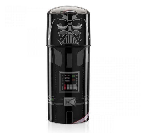 Garrafinha de Canudo Retrátil Star Wars - Darth Vader
