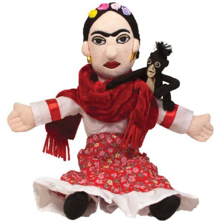 Boneca Frida Kahlo - Little Thinkers