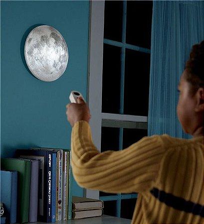 Luminária Fases da Lua (MoonLight)