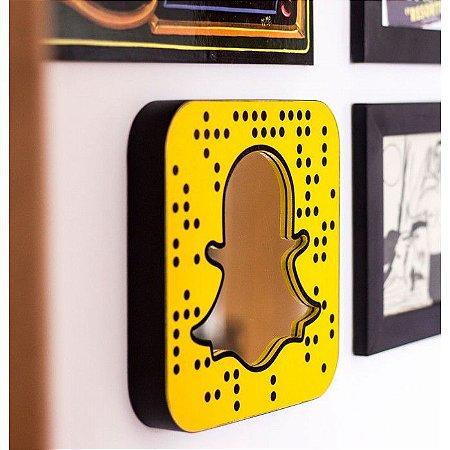 Espelho Snapchat