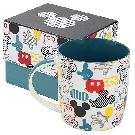 Caneca Disney - Mickey Elementos