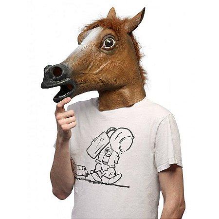 Máscara - Cabeça de Cavalo