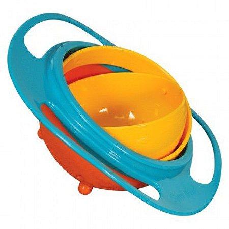 Gyro Bowl - Tigela Anti Quedas para Crianças