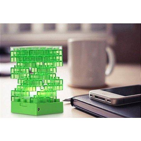 Luminária Lego