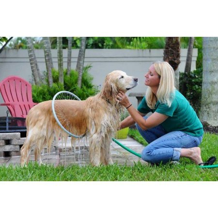 Chuveiro fácil para Cachorros