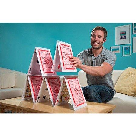 Jogo de Cartas Gigantes - Baralho Jumbo