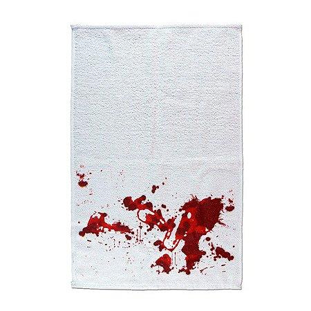 Toalha de Mão - Sangue
