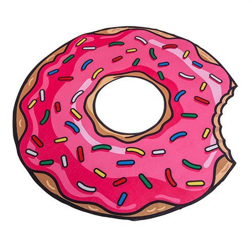 Toalha de Praia Donuts