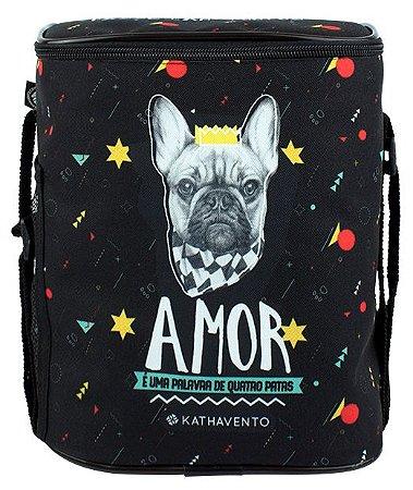 Bolsa para Passeio Cachorro Amor