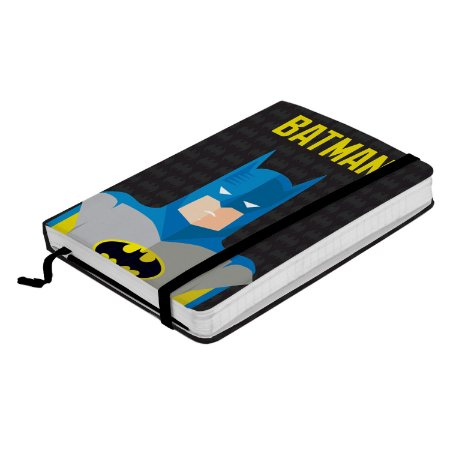 Caderneta de Anotações DC Comics - Batman Minimalista