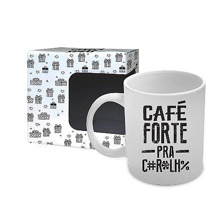 CANECA - CAFE FORTE
