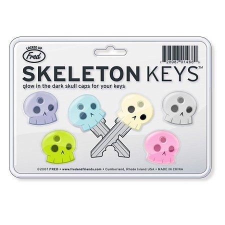 Capas para Chave Skeleton Keys