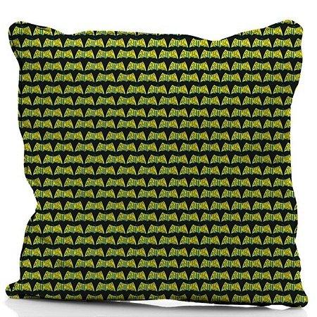 Capa para Almofada Mini Logos Batman
