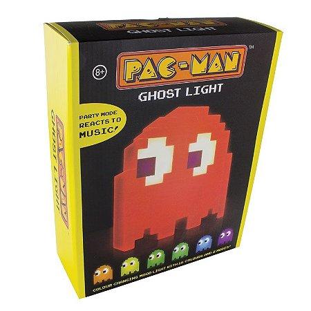 Luminária Pac-Man