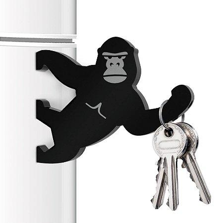 Porta-chaves magnético e abridor de garrafas King Kong
