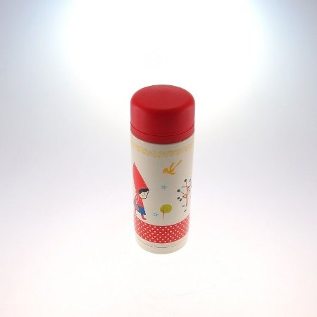 Garrafa Térmica - Chapeuzinho Vermelho