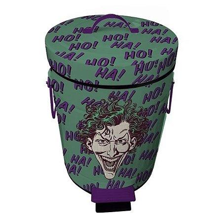 Lixeira Metal DC Comics Coringa (Joker)
