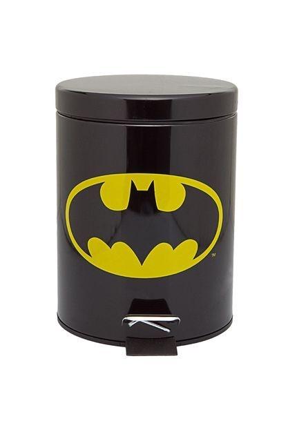 Lixeira Metal DC Comics Batman
