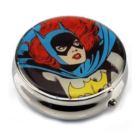 Porta Comprimidos DC Comics Batgirl