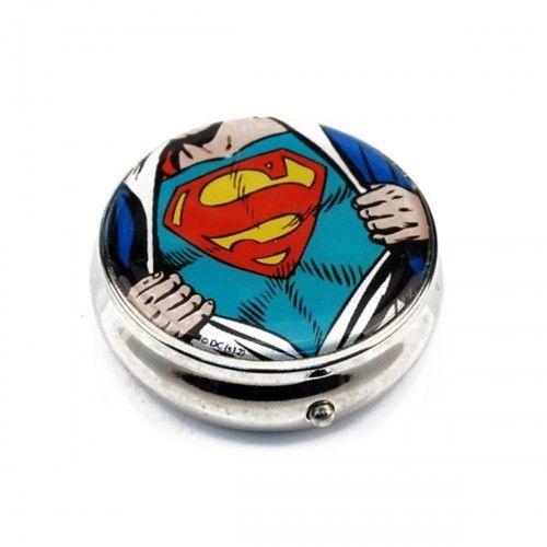 Porta Comprimidos DC Comics Superman