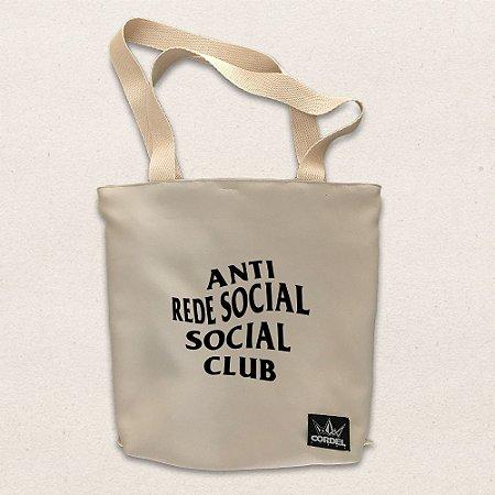 Ecobag - Saco/Mochila Anti Rede Social Social Club