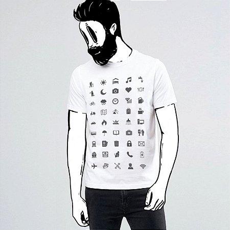 Camiseta, Um Cordel Viajante