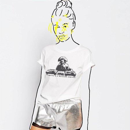 Camiseta Feminina, Virgulino