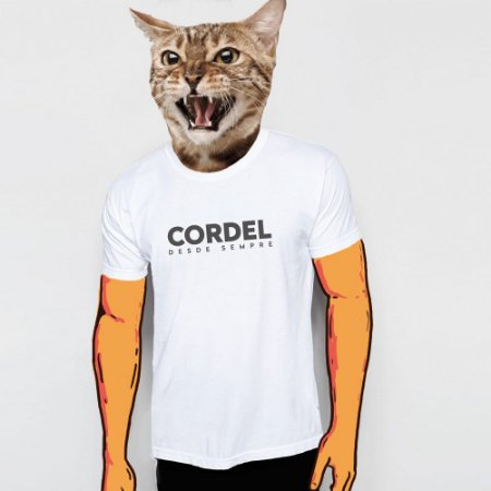 Camiseta, Cordel