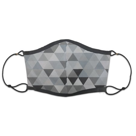 Máscara Triângulos