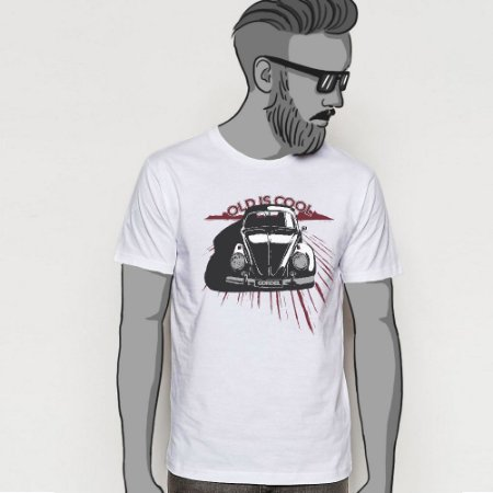 Camiseta, Old Is Cool 2020