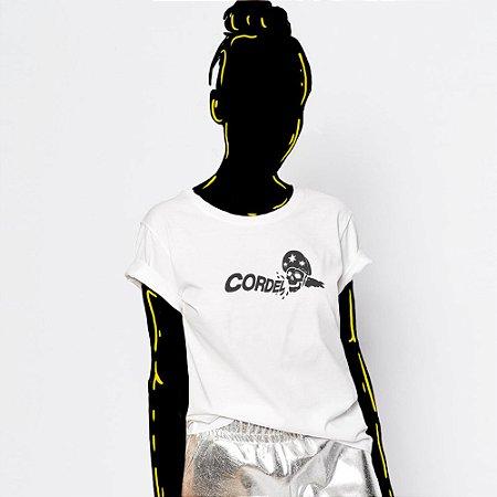 Camiseta Feminina, Oxe é Cordel