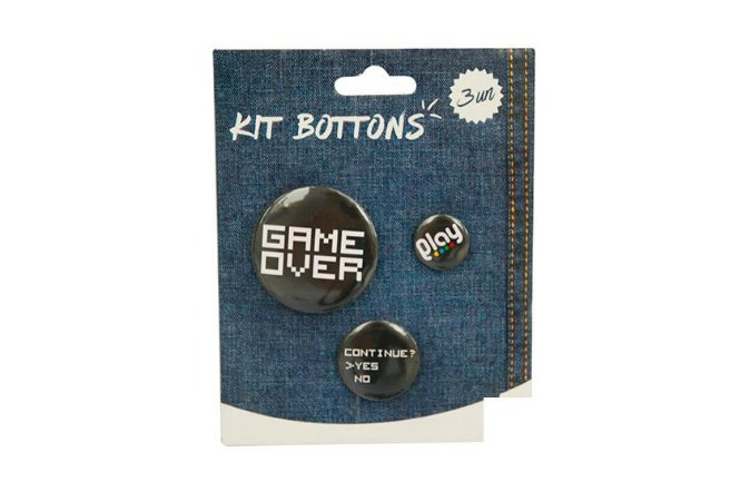 KIT BOTTONS GAME