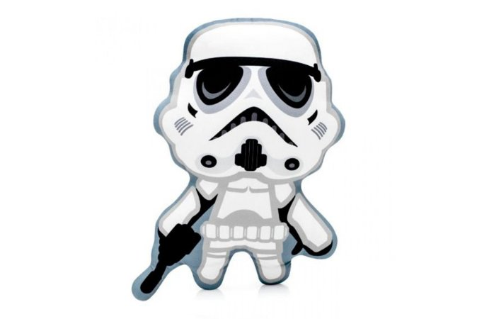 ALMOFADA STAR WARS FORCA STORMTROOPER