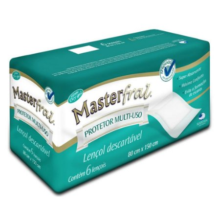 Protetor Multiuso Masterfral com 6 unidades