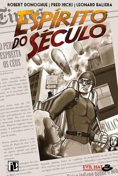 ESPÍRITO DO SÉCULO: LIVRO DE REGRAS