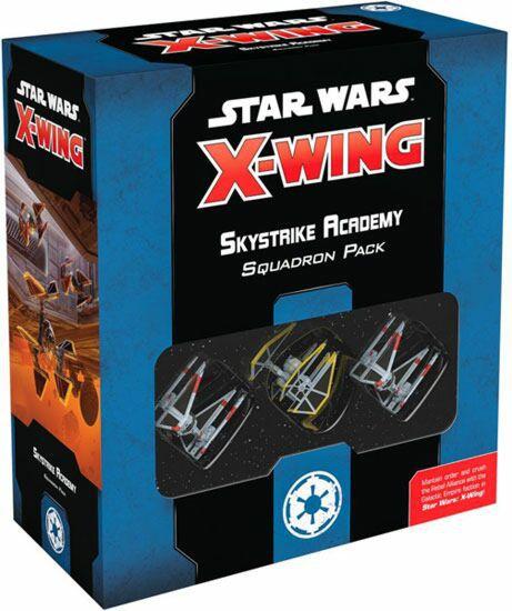 STAR WARS: X-WING 2.0 – SKYSTRIKE ACADEMY SQUADRON PACK (PRODUTO EM INGLÊS)