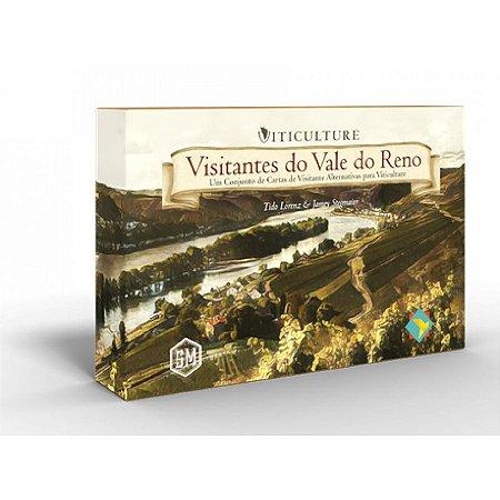 VITICULTURE: VISITANTES DO VALE DO RENO (EXPANSÃO)