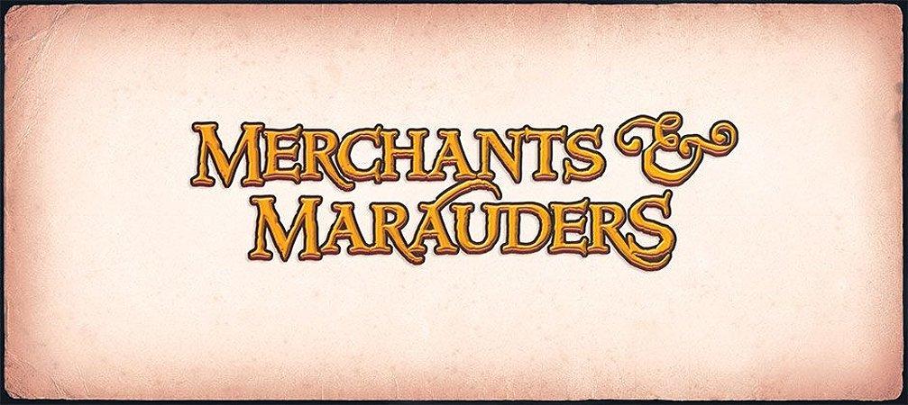 ORGANIZADOR (INSERT) PARA MERCHANTS & MARAUDERS