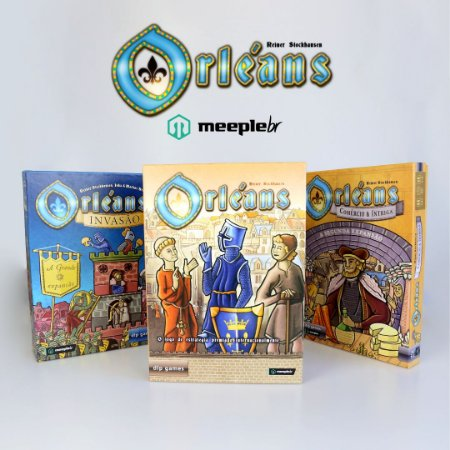 ORLÉANS - COMBO COMPLETO