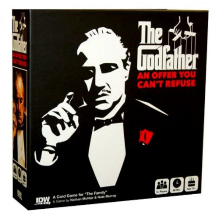 THE GODFATHER: AN OFFER YOU CAN`T REFUSE