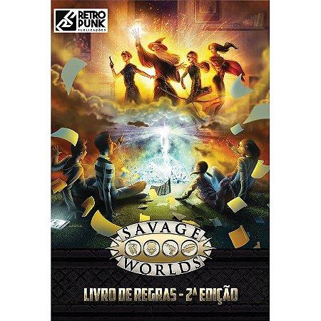 SAVAGE WORLDS - 2ª EDIÇÃO