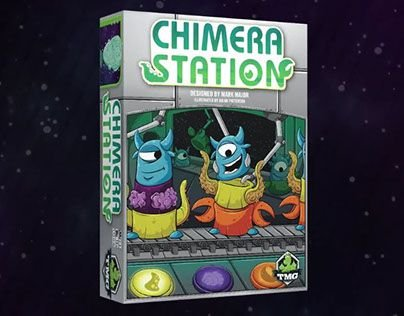 CHIMERA STATION (DELUXE)
