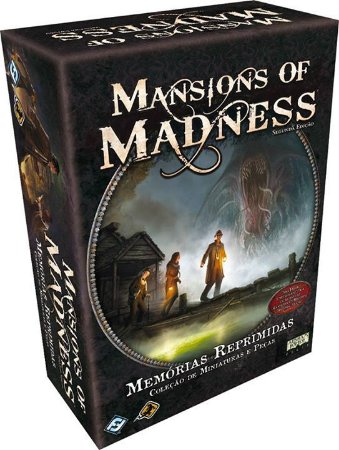 MANSIONS OF MADNESS - MEMÓRIAS REPRIMIDAS